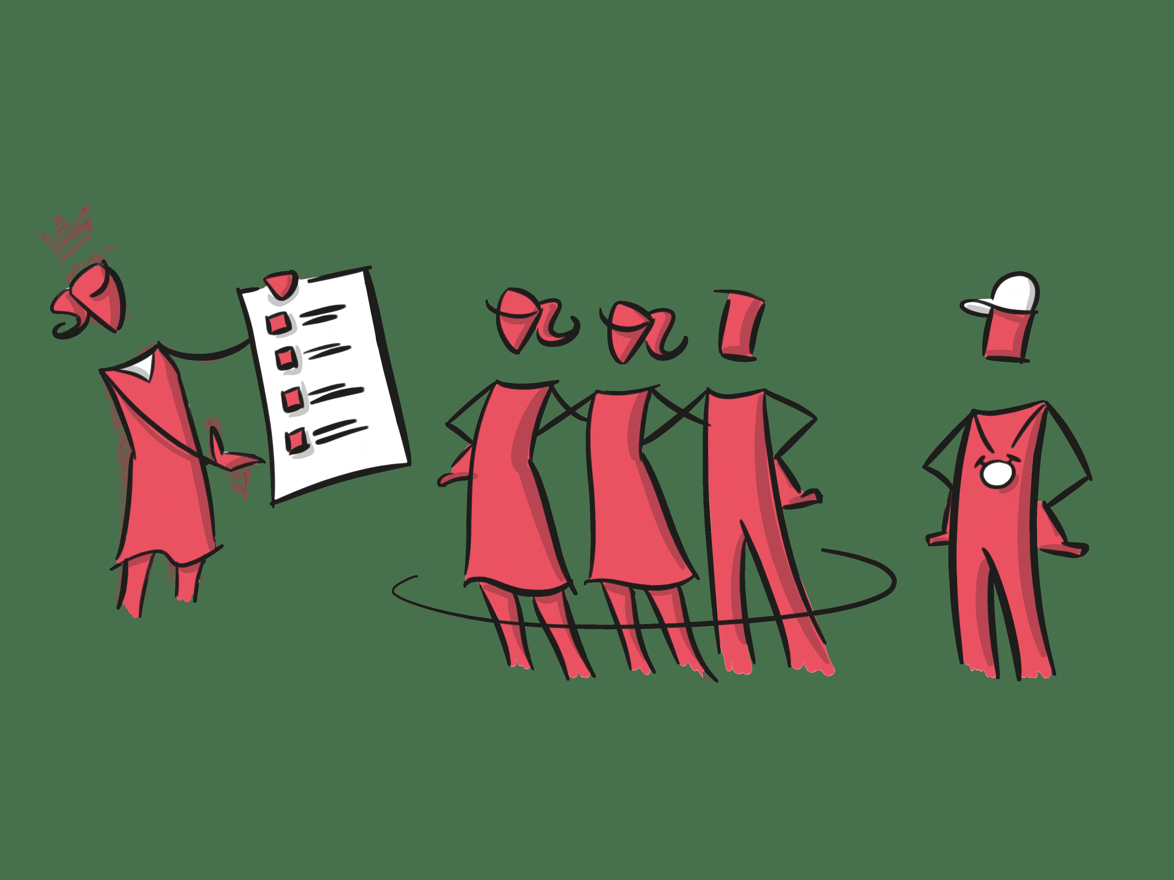 Sprint Planning im Team