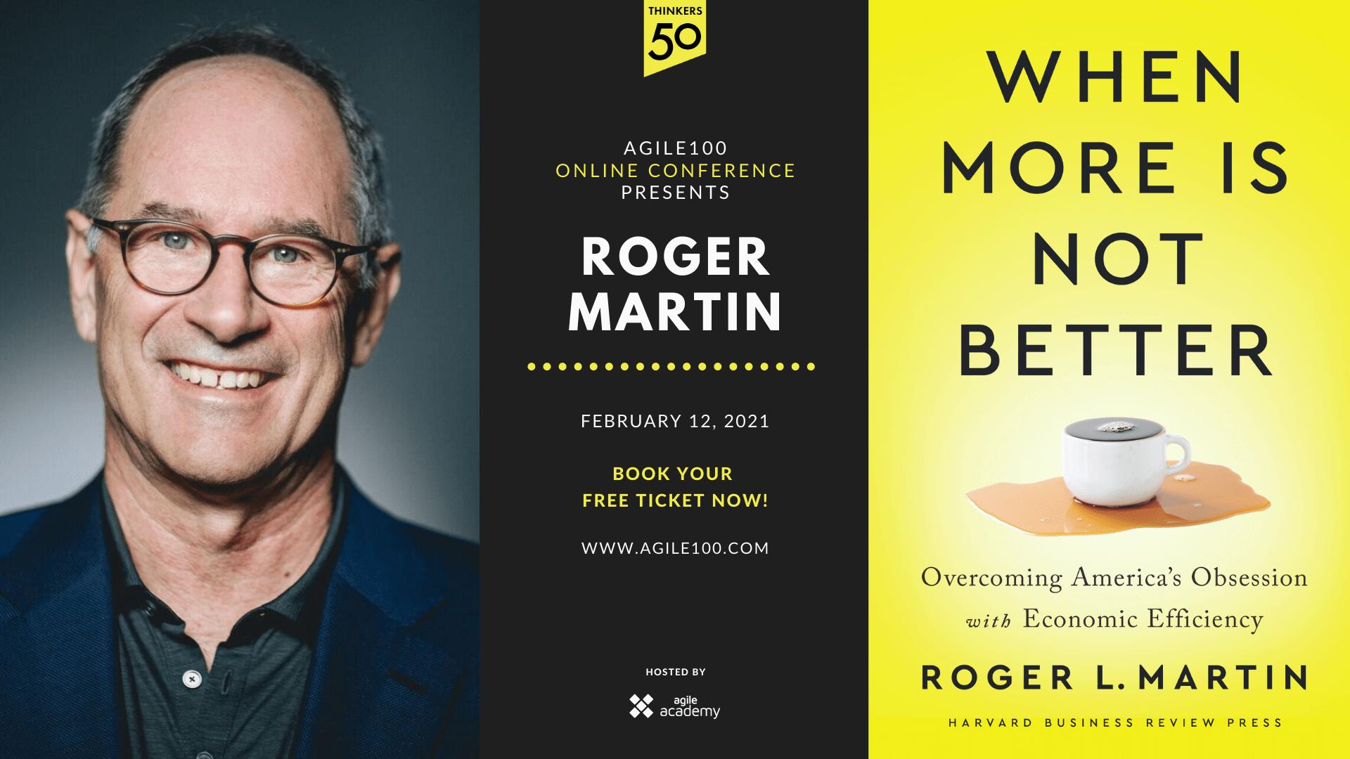 When more is not Better (Buch von Roger L. Martin)