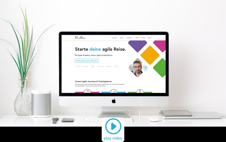 Videoeinbindung: Wer und Was ist die Agile Academy - Eine Einführung